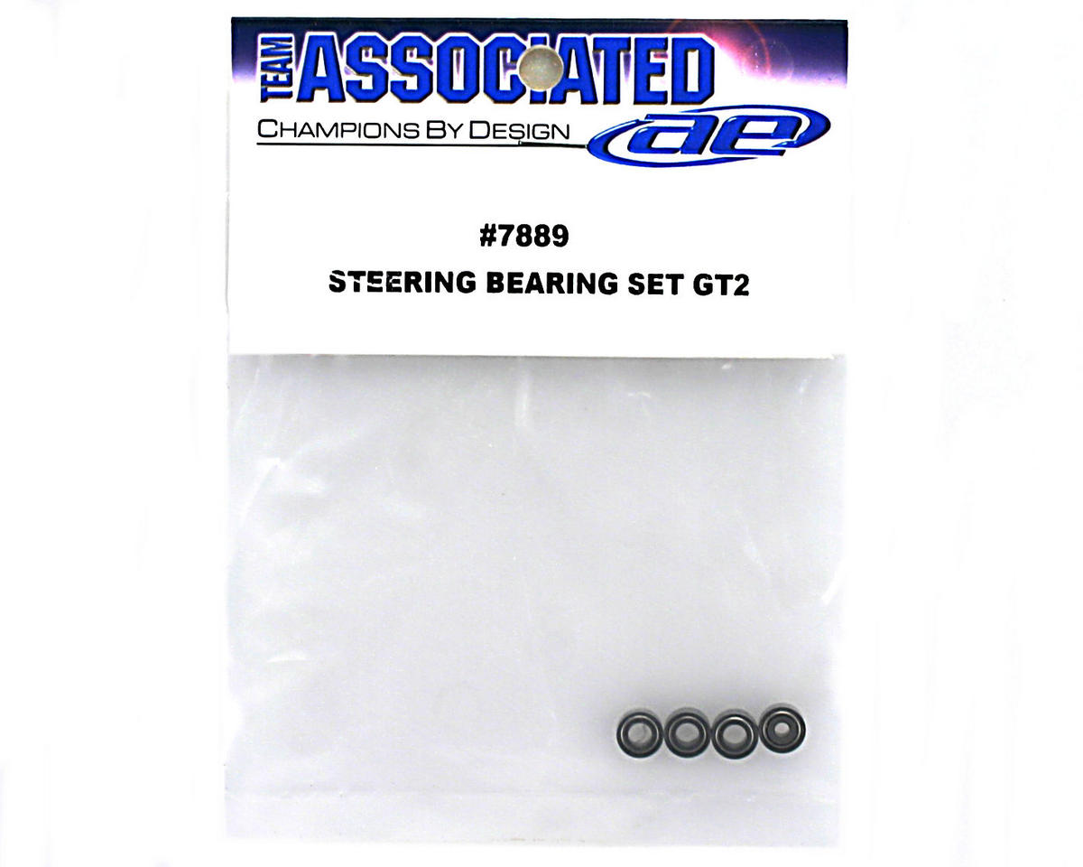 Team Associated Steering Bearing Set (GT2) (4)