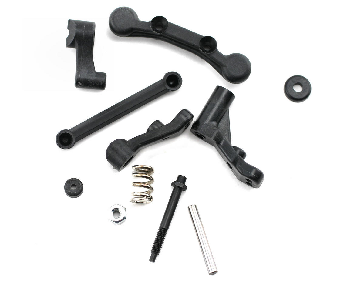 Servo Saver And Steering Kit (GT2) by Team Associated