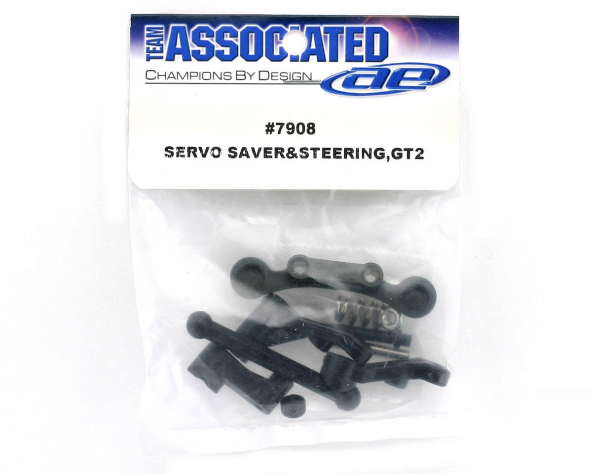 Team Associated Servo Saver And Steering Kit (GT2)