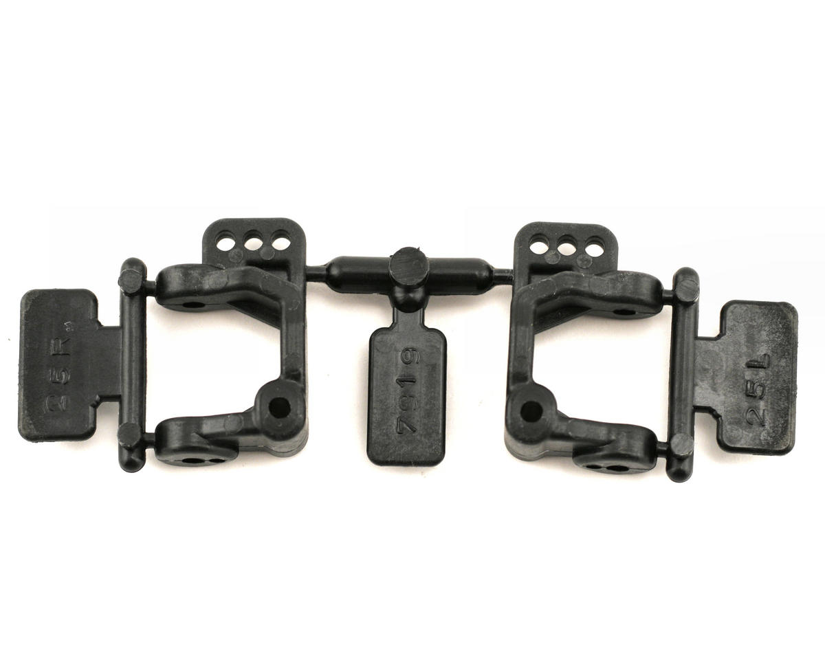 Team Associated 25° Caster Block Set