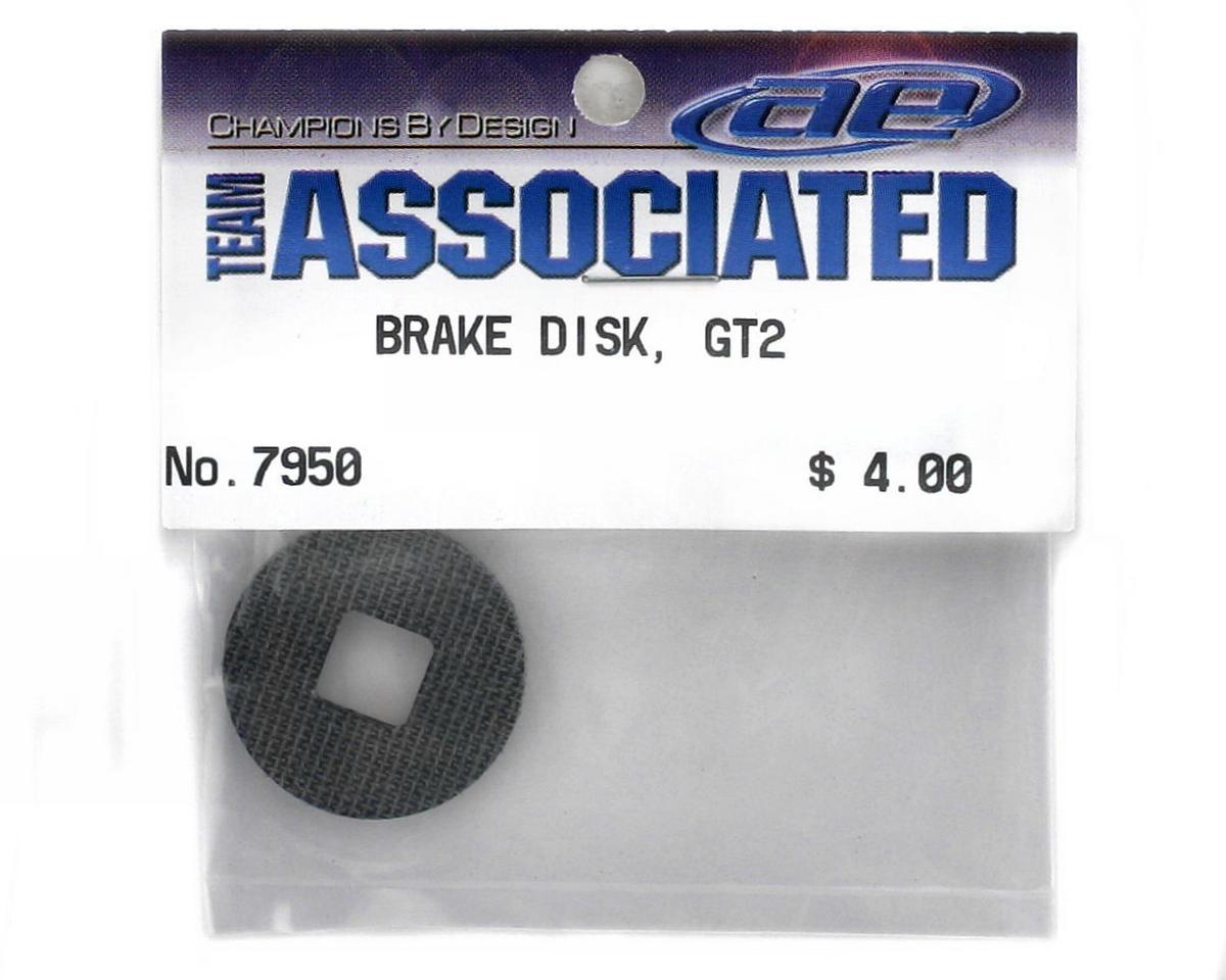 Team Associated Brake Disk (GT2)