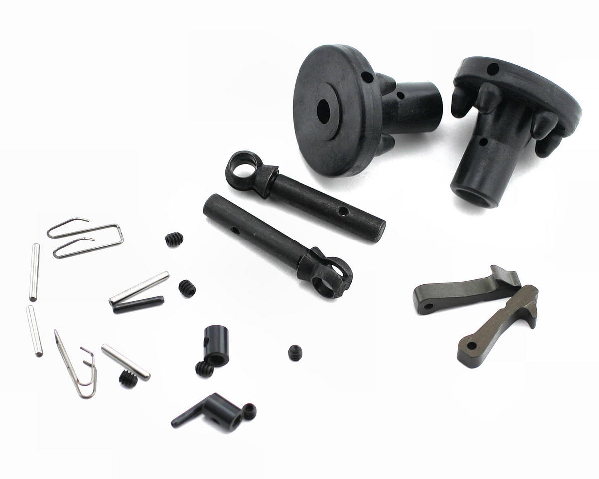 Team Associated Posi-Lock Quick-Change Conversion Kit (GT/T4) (X Factory X-60)