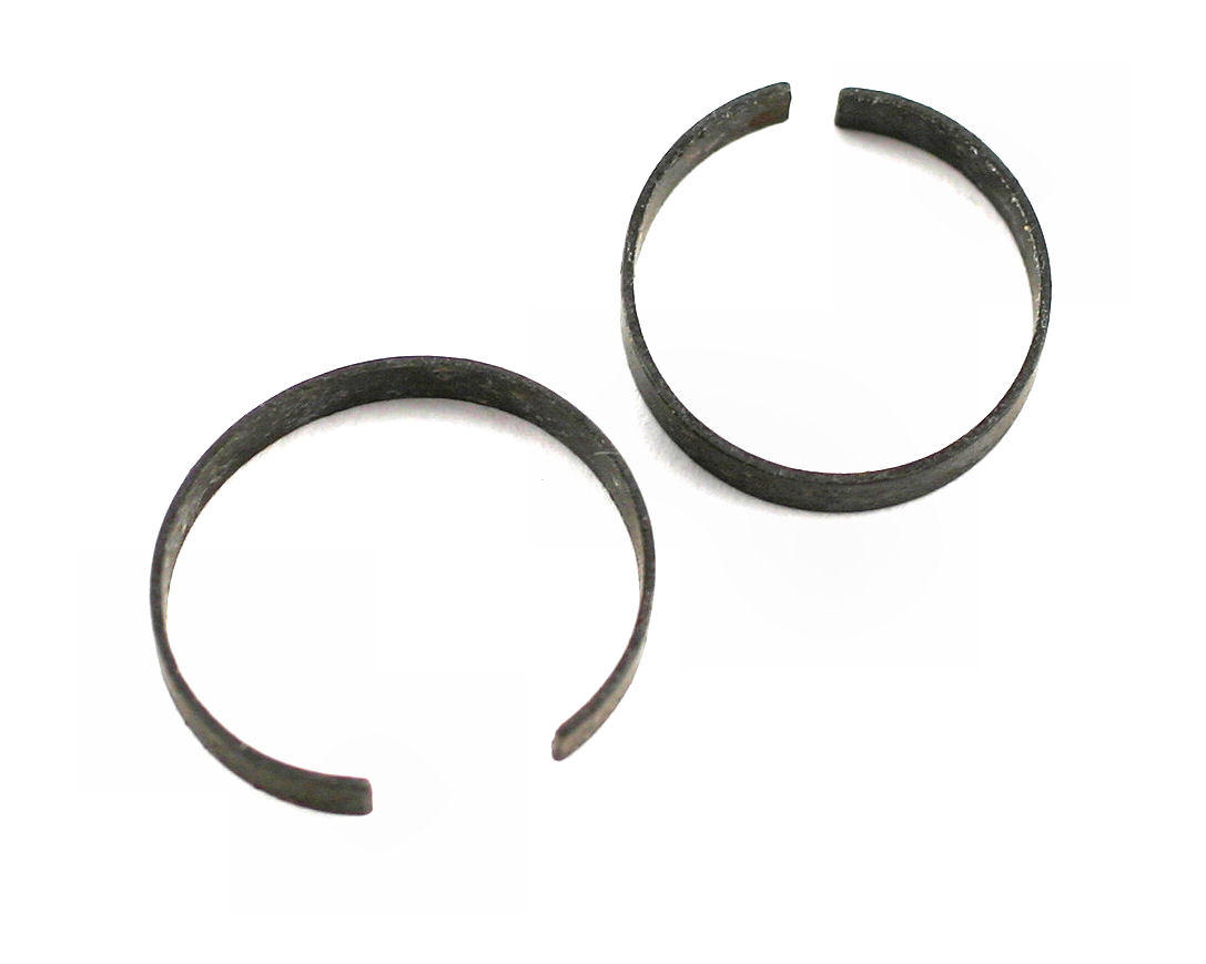 Factory Team Posi-Lock Pin Retainer (2) by Team Associated