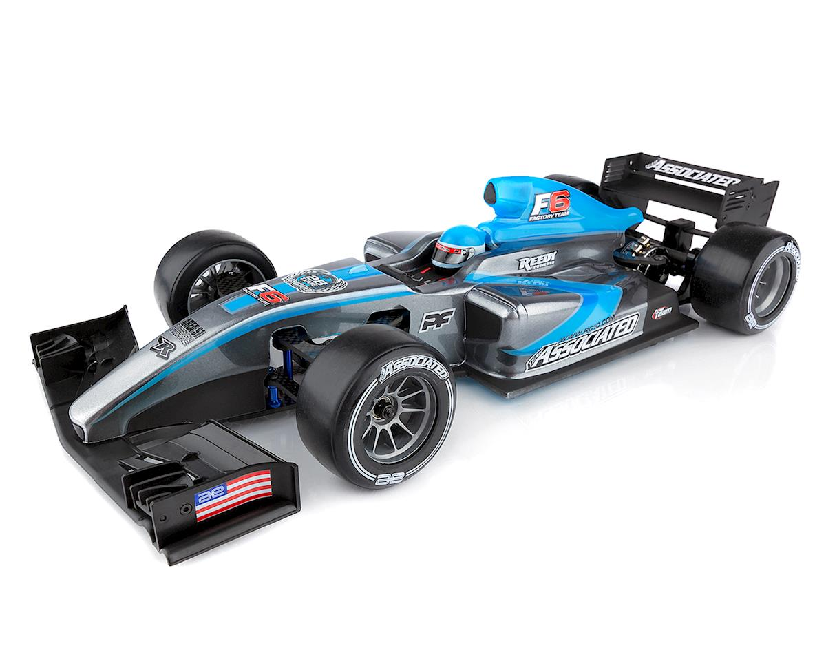 RC10F6 Factory Team 1/10 Competition F1 Chassis Kit by Team Associated