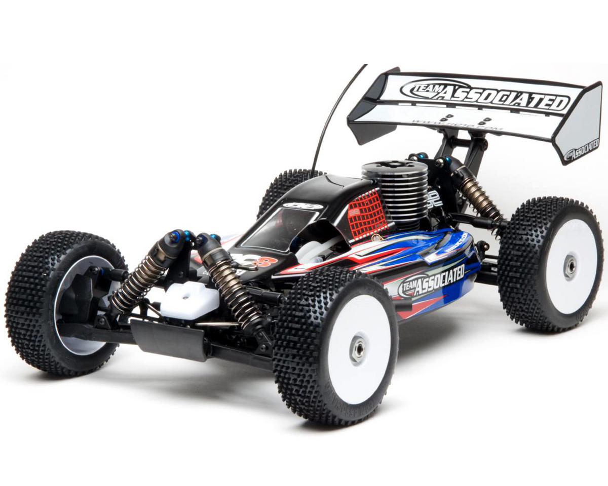 Team Associated RC8RS Race Spec RTR Buggy