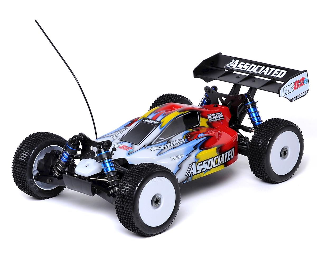 Team Associated RC8.2e Brushless RTR LiPo Combo Re