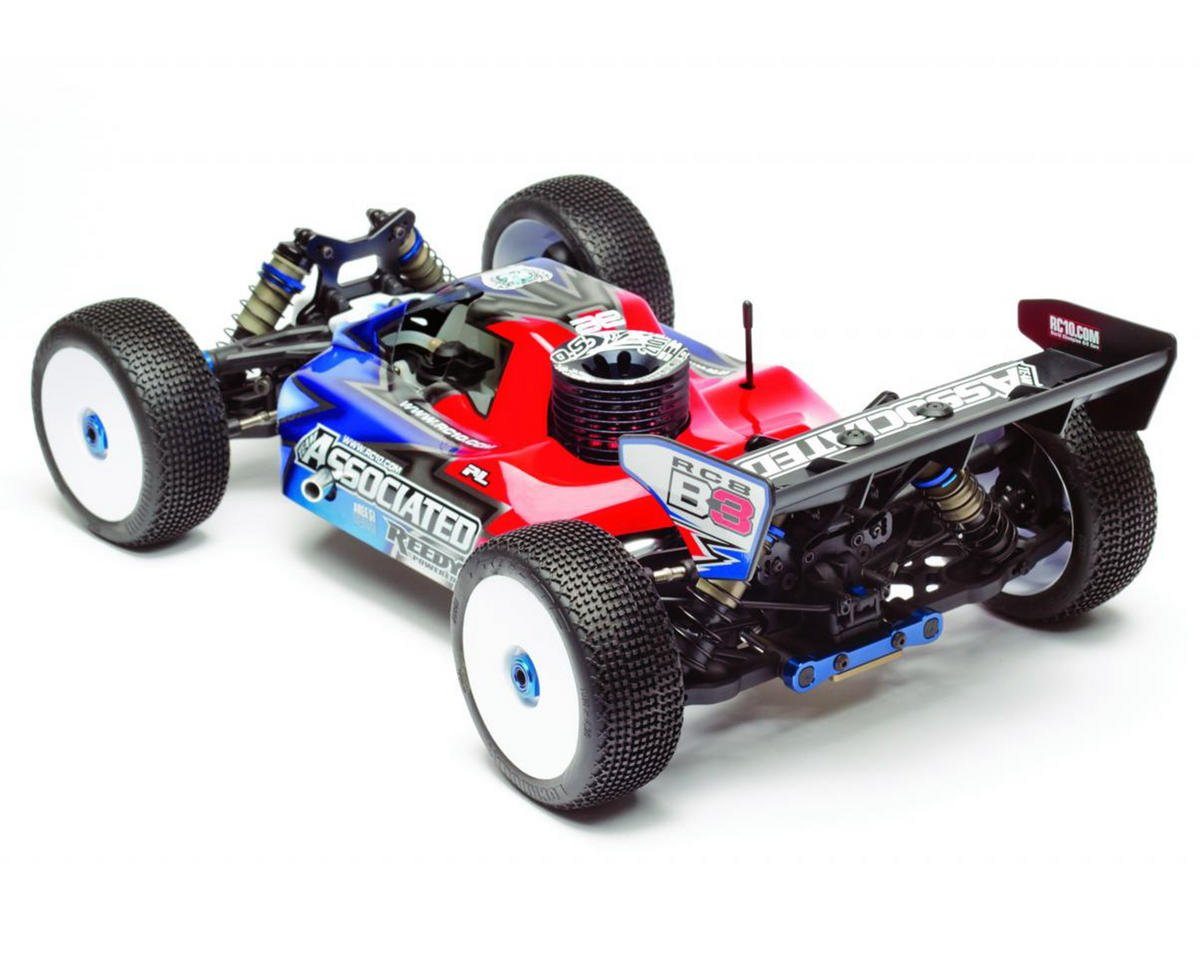 Build Nitro Rc Car Kit