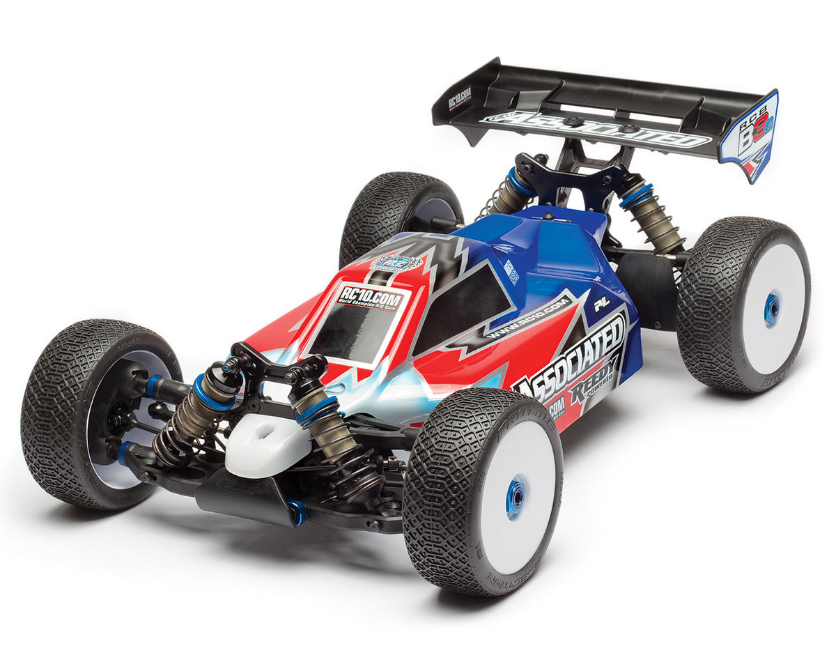 RC8 B3e Team 4WD 1/8 Electric Buggy Kit by Team Associated