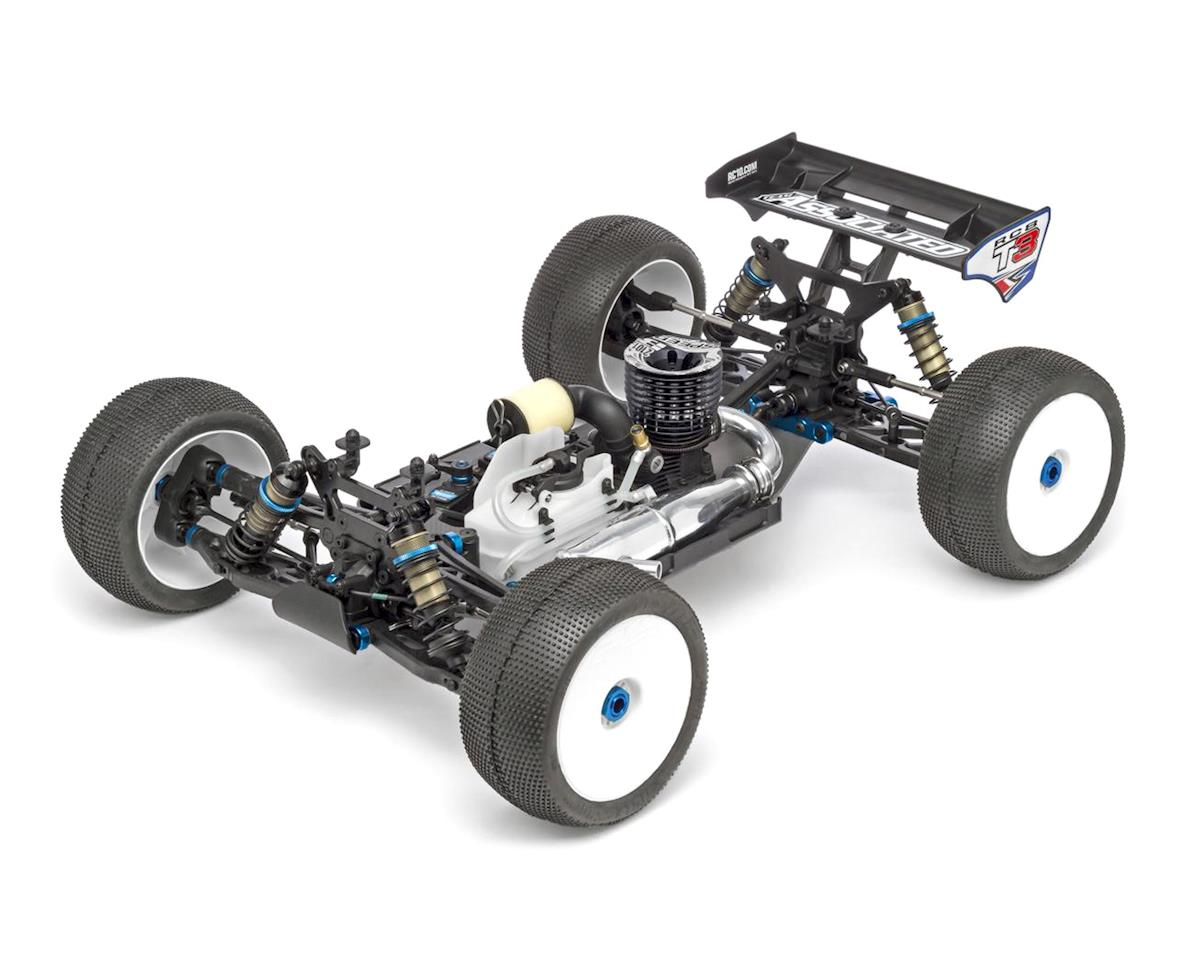 Team Associated RC8 T3 Team Competition Nitro Truggy Kit