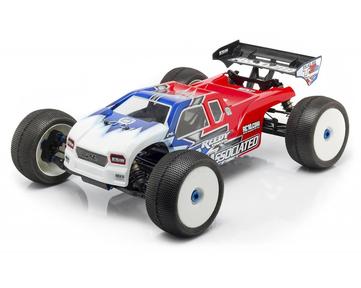 Team Associated RC8 T3e Team Competition Electric Truggy Kit
