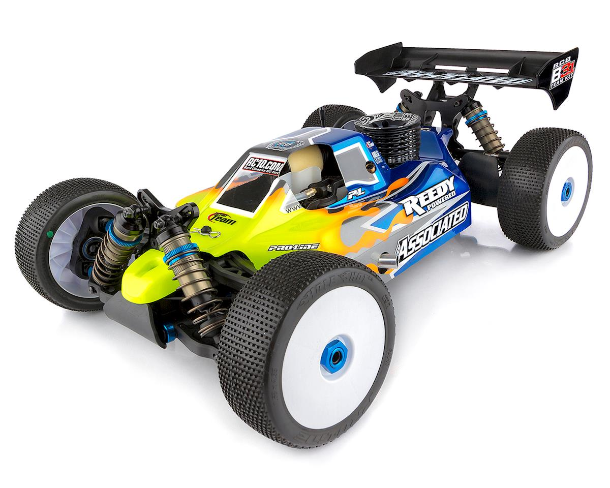 RC8 B3.1 Team 1/8 4WD Off-Road Nitro Buggy Kit by Team Associated