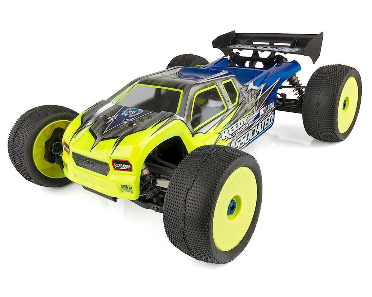 RC8 T3.1 Team 1/8 4WD Off-Road Nitro Truggy Kit by Team Associated