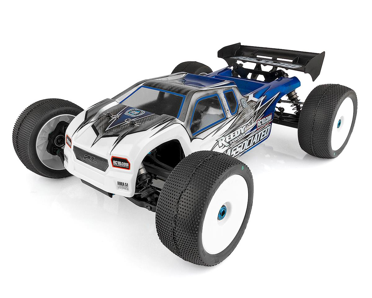 Team Associated RC8 T3.1e Team 1/8 4WD Off-Road Electric Truggy Kit | alsopurchased