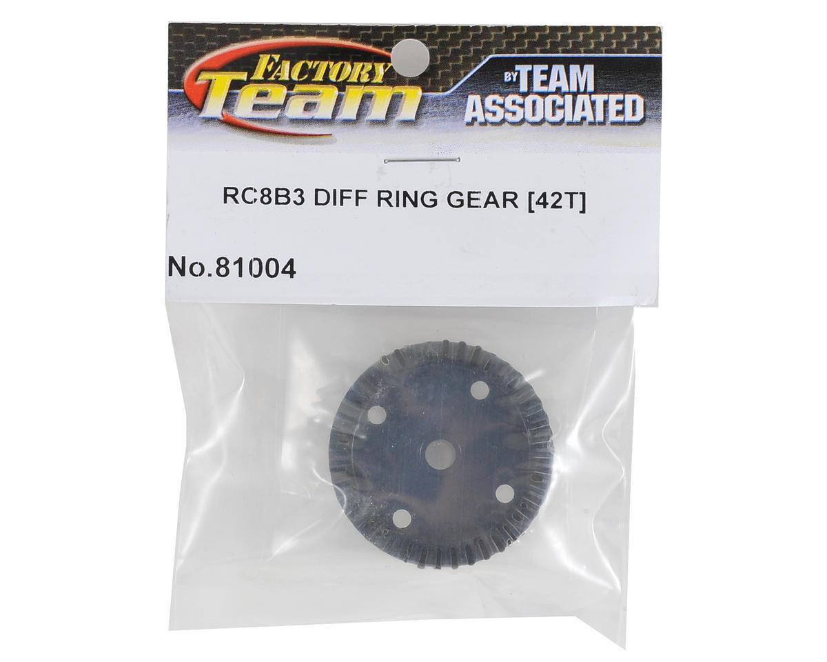 Team Associated RC8B3 Factory Team V2 Differential Ring Gear (42T)