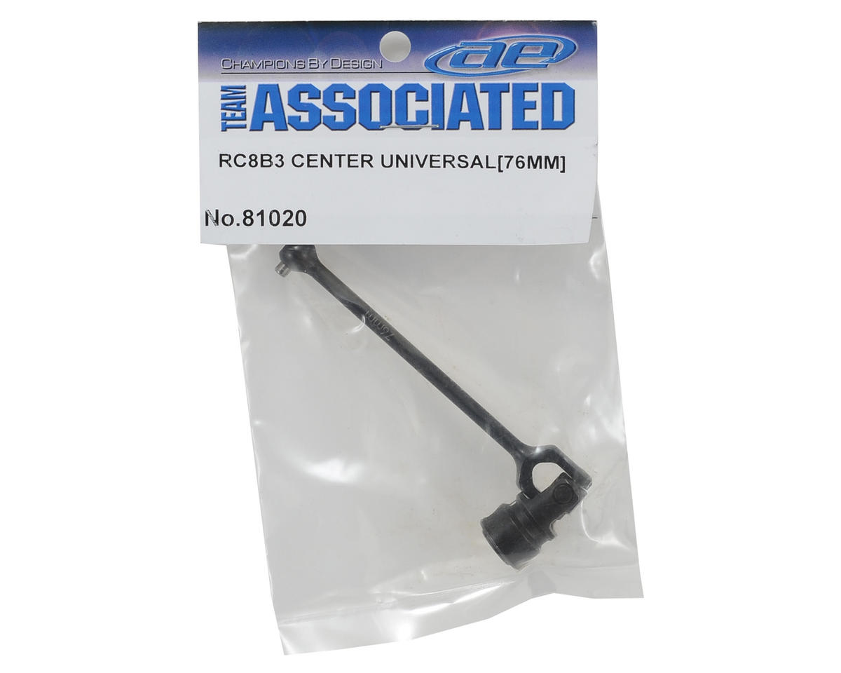 Team Associated 76mm Center Front Universal