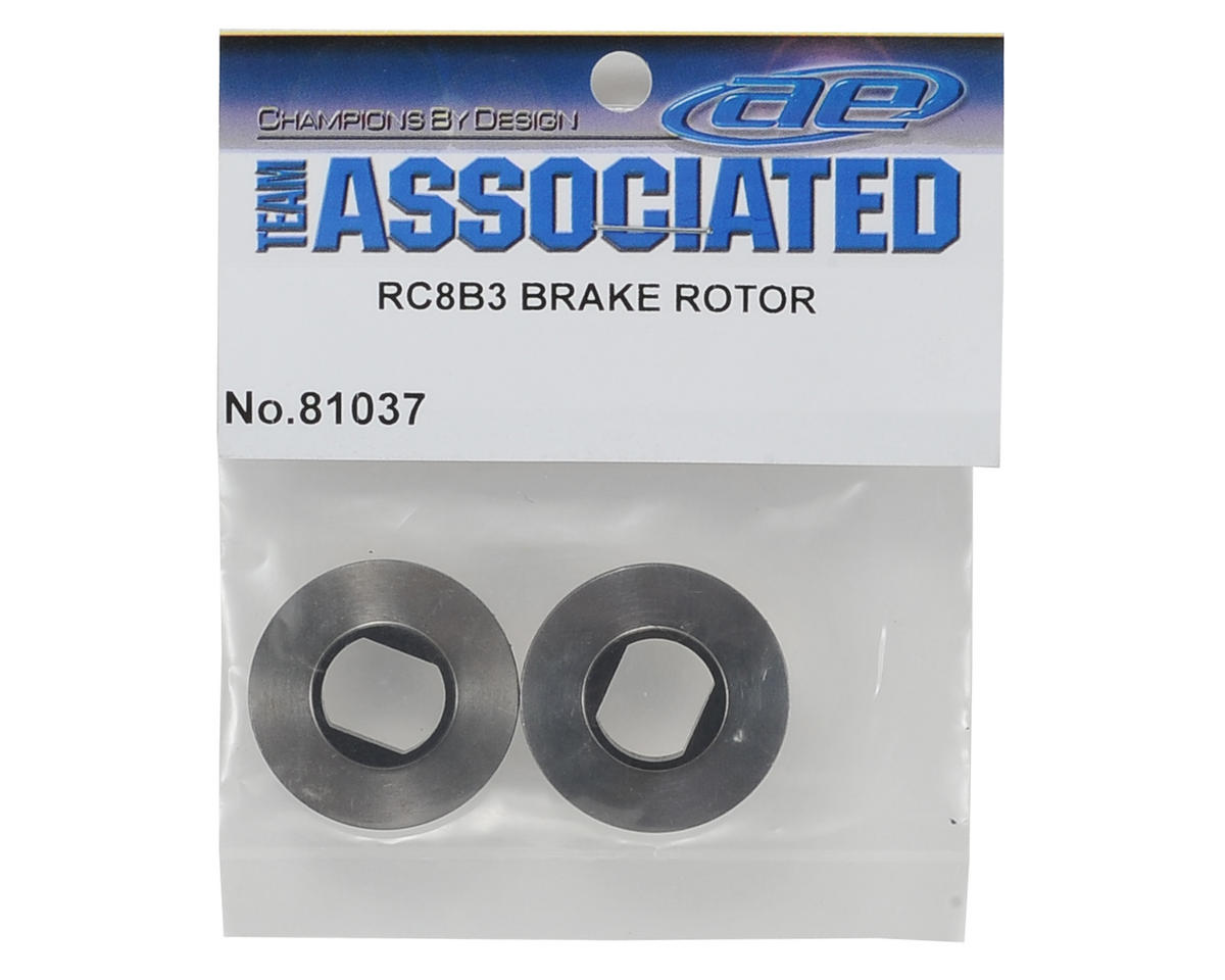 Team Associated Disc Brake Rotor (2)