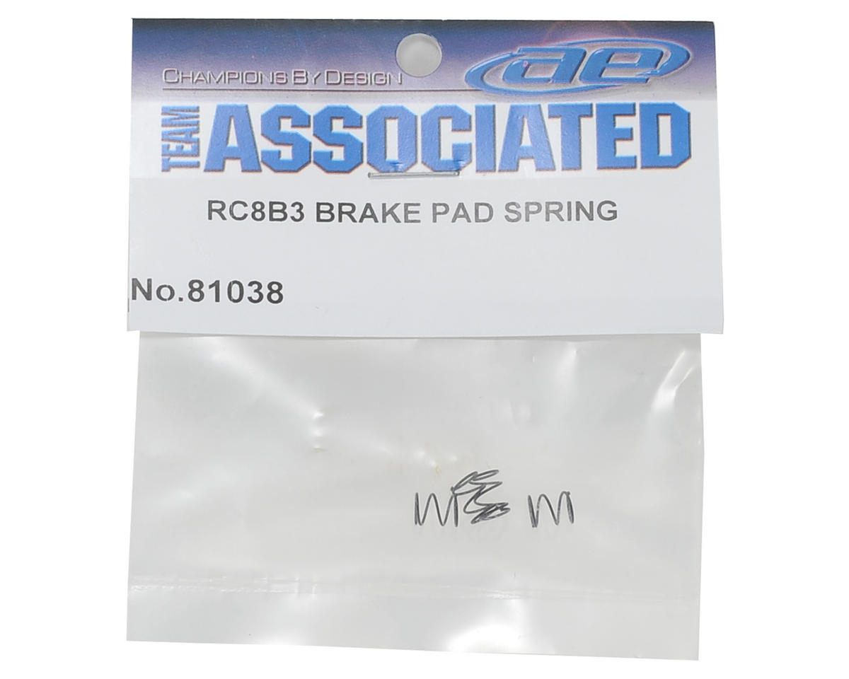 Team Associated Brake Pad Spring