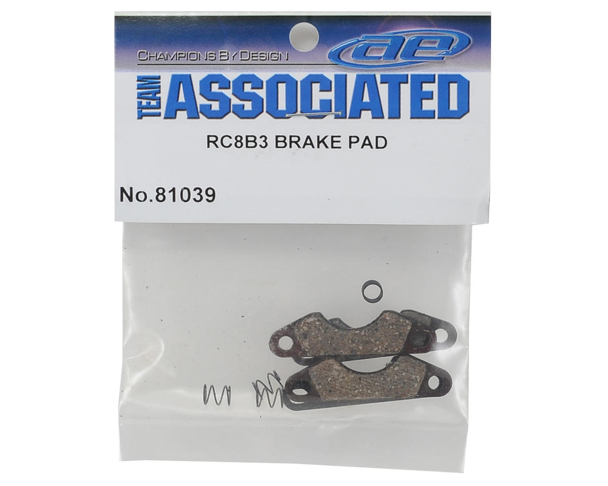 Team Associated Brake Pad (4)