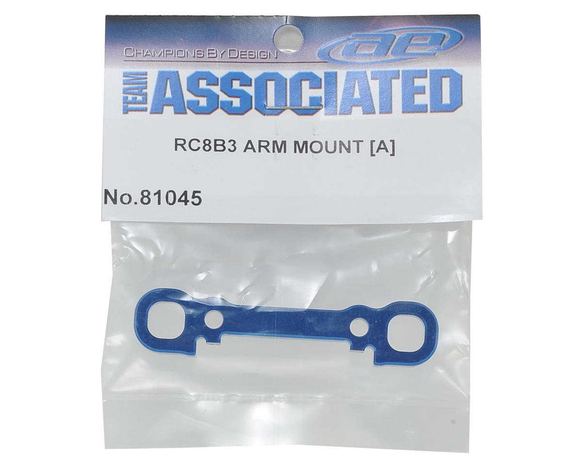 "Team Associated Aluminum Arm Mount ""A"""