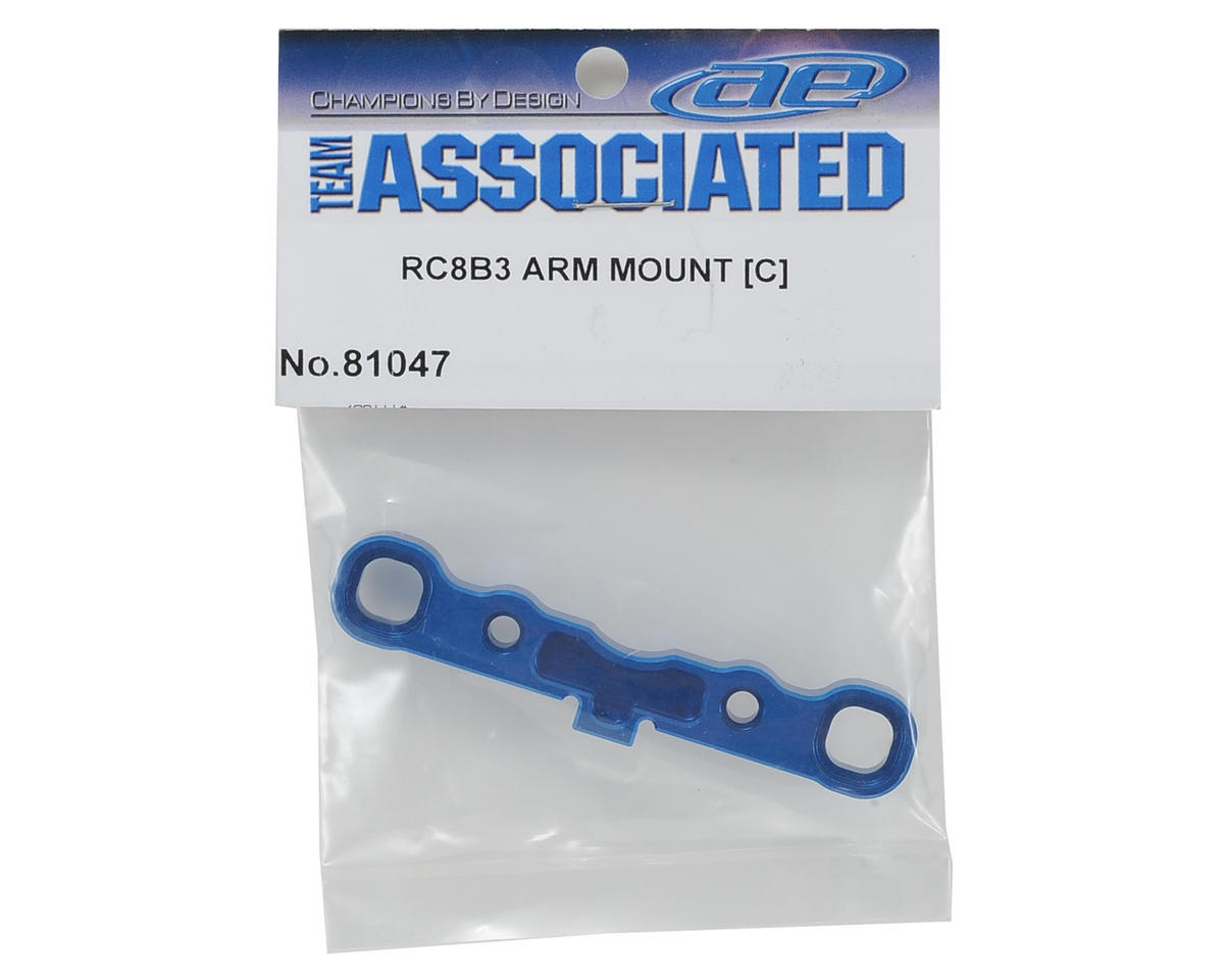 "Team Associated Aluminum Arm Mount ""C"""