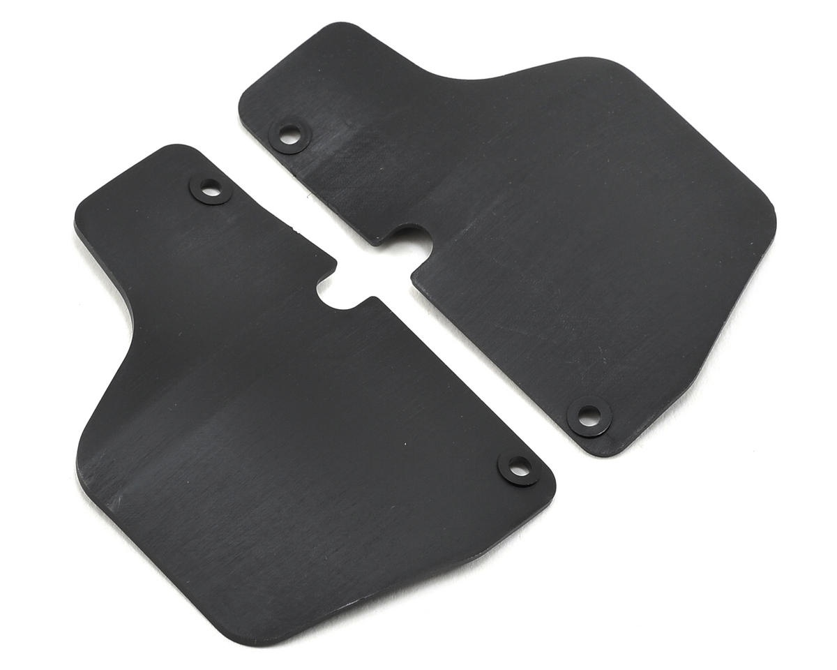 Team Associated Rear Arm Mud Guard (2)