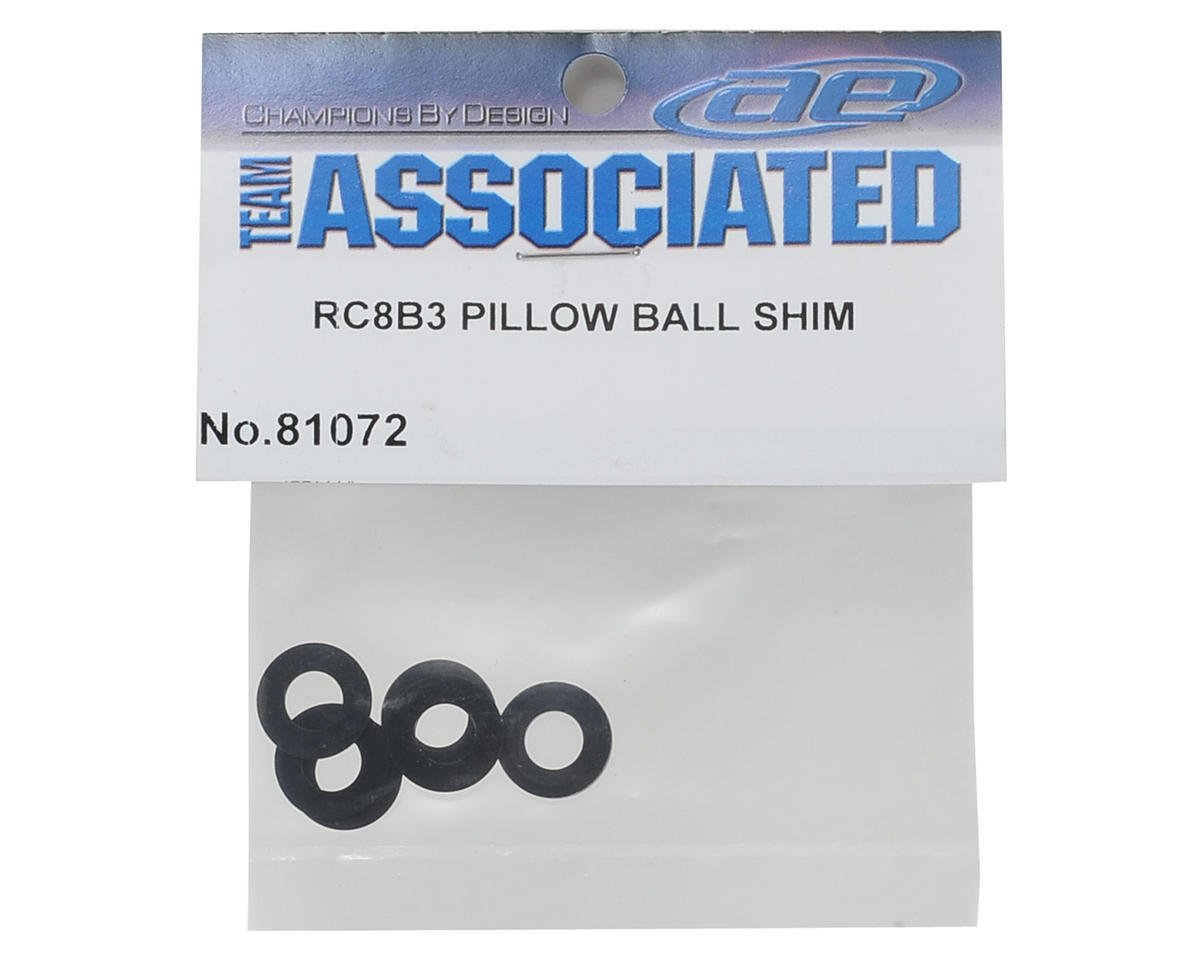 Team Associated Pillow Ball Shim (6)