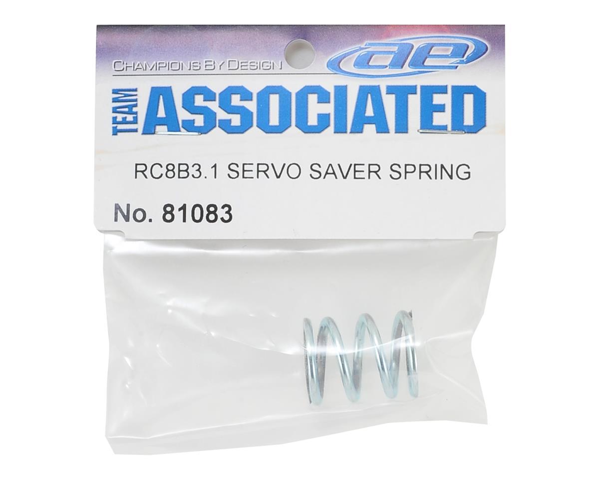 Team Associated RC8B3.1 Servo Saver Spring