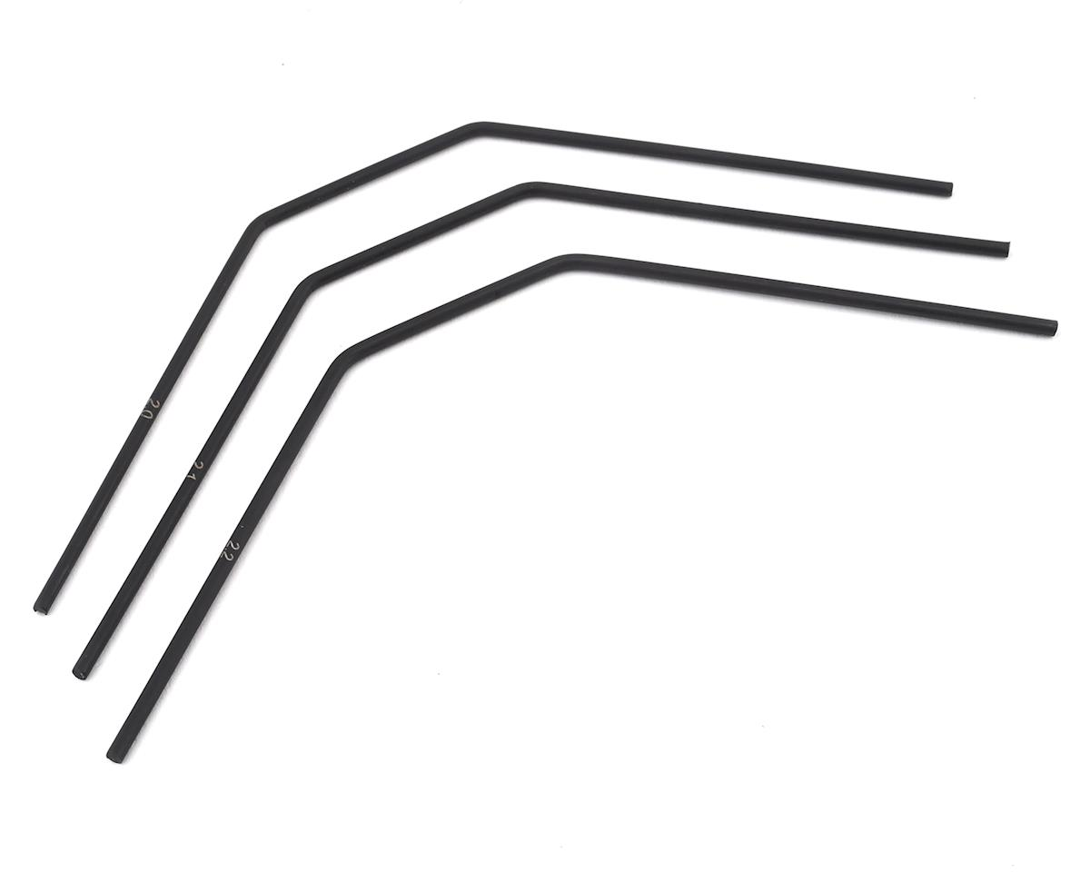 Team Associated RC8B3 Factory Team Front Anti-roll Bars (2.0/2.1/2.2mm)