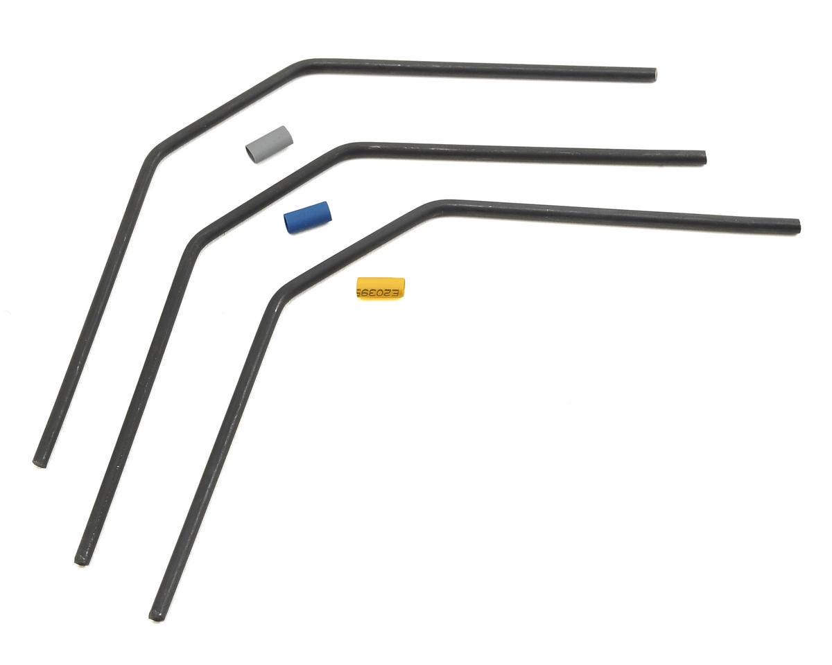 Team Associated Front Anti-Roll Bar Set (3)