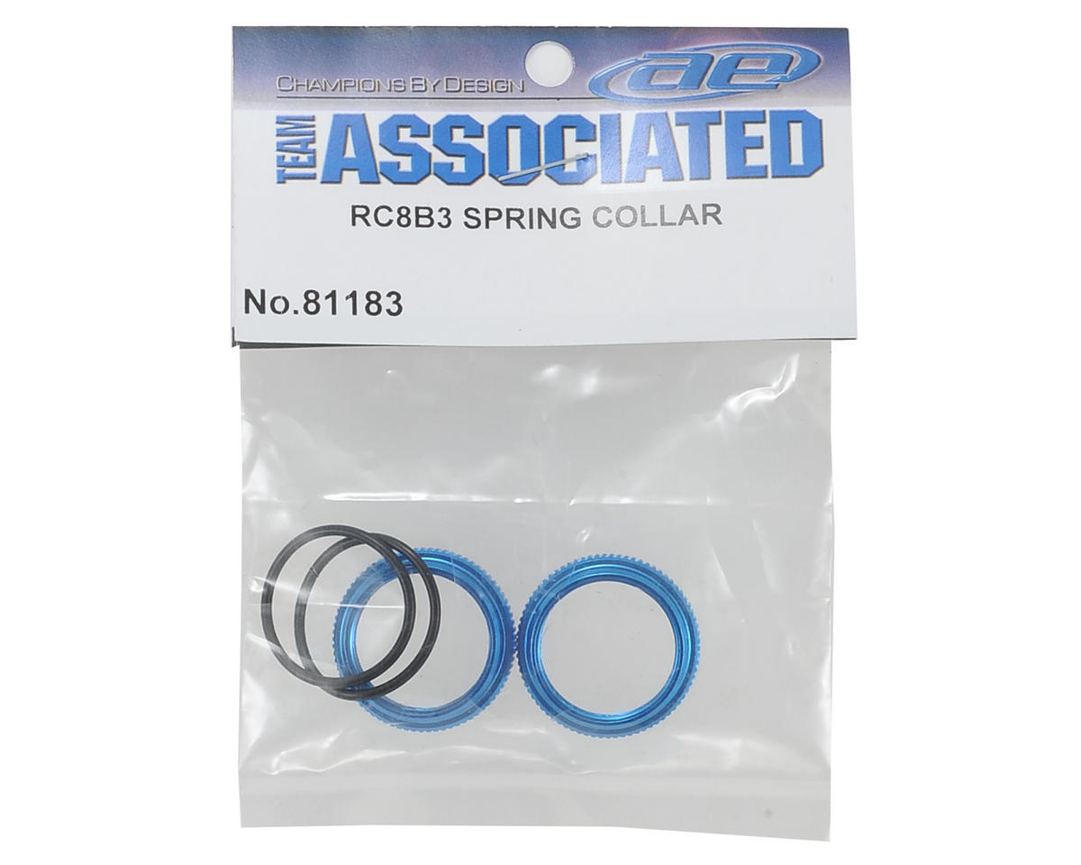 Team Associated Spring Collar (2)