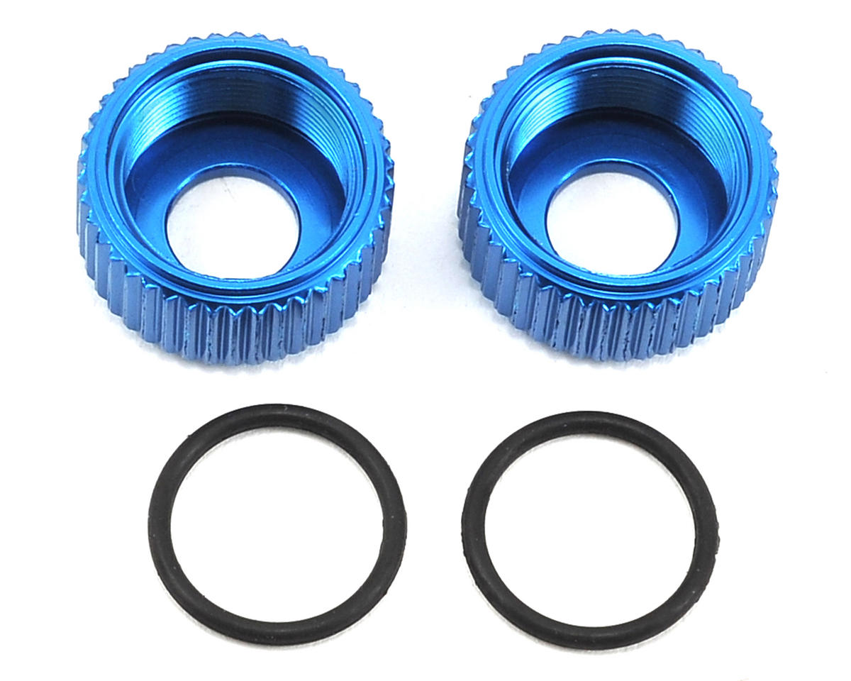 Shock Body Seal Retainer (2) by Team Associated