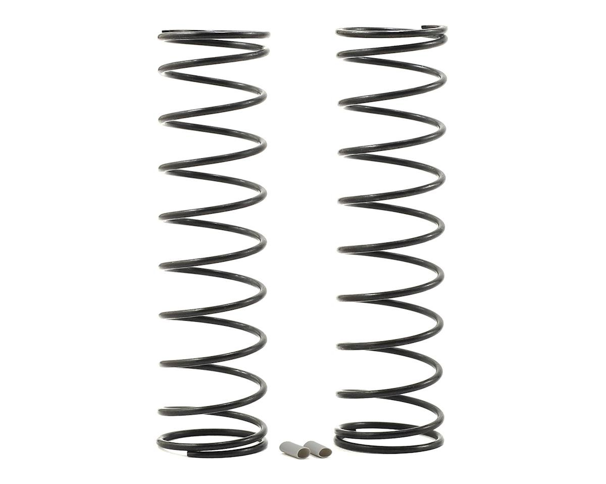 Team Associated RC8B3.1 Rear V2 Shock Spring Set (Gray - 4.2lb/in) (2)