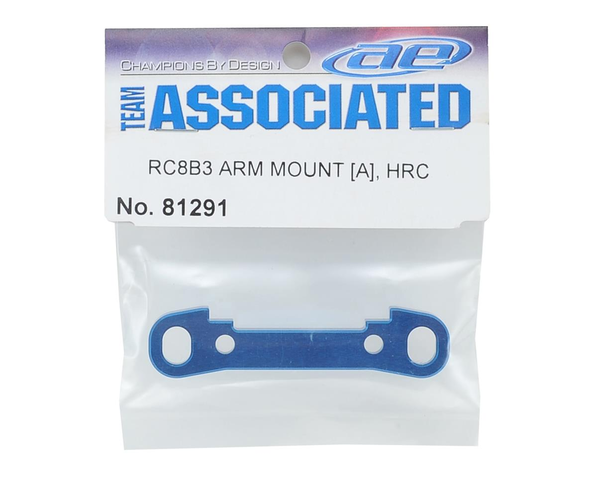 "Team Associated Aluminum HRC Arm Mount ""A"""