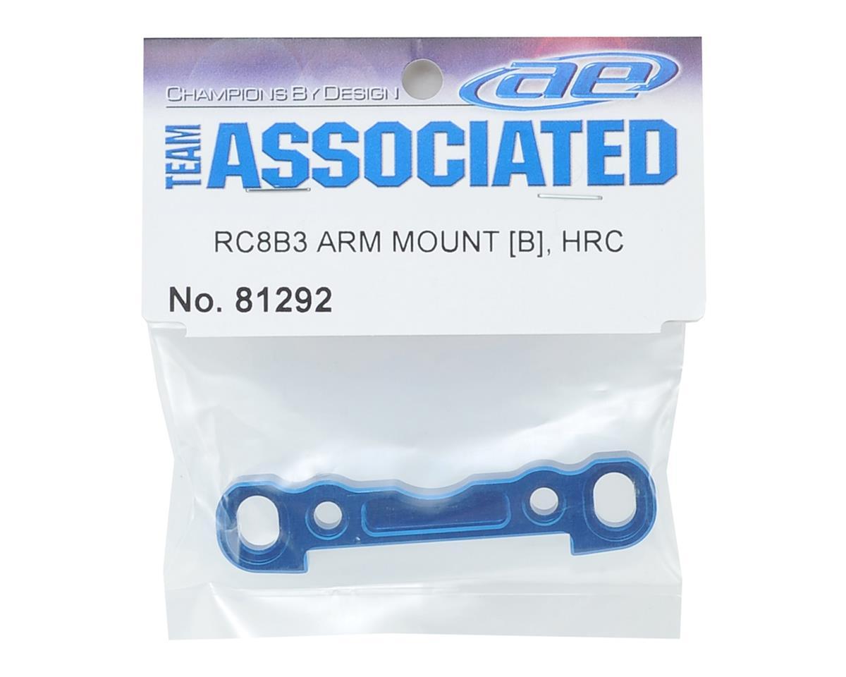 """Team Associated Aluminum HRC Arm Mount """"B"""""""
