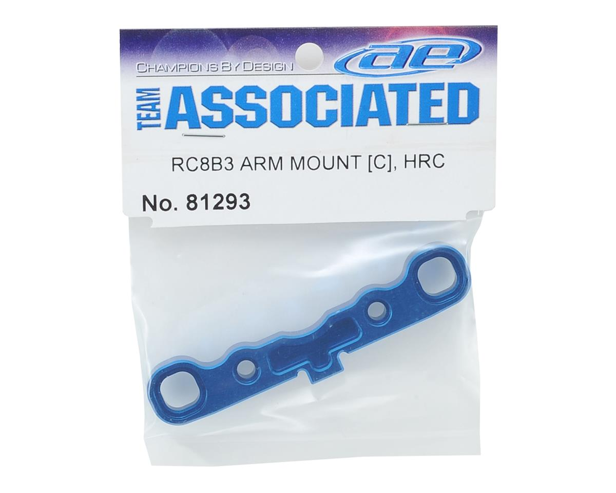 "Team Associated Aluminum HRC Arm Mount ""C"""