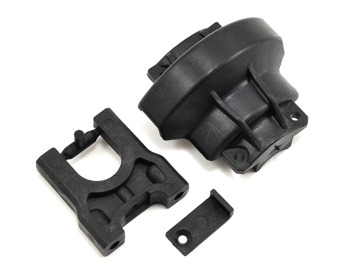 Team Associated RC8B3e Center Bulkhead Set