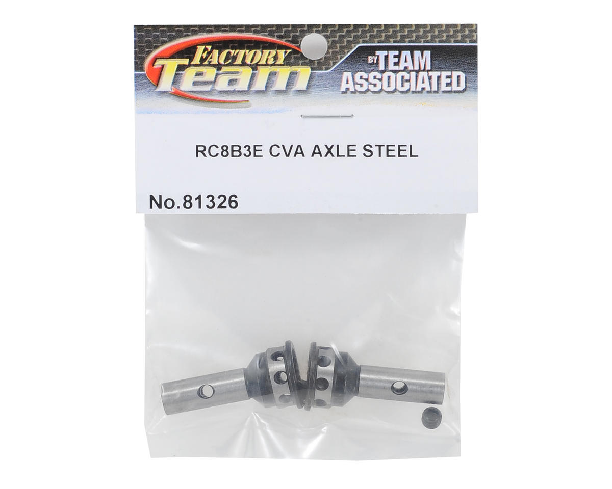 Team Associated Factory Team Steel RC8B3 CVA Axle