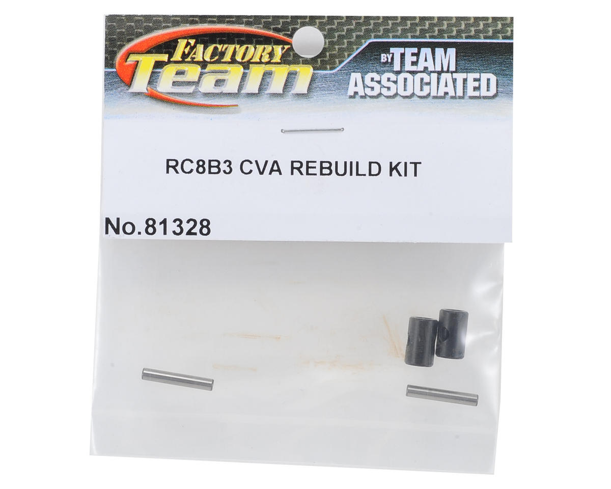 Team Associated Factory Team RC8B3 CVA Rebuild Kit
