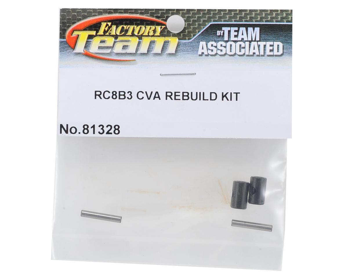 Team Associated Factory Team RC8B3 CVA Rebuild Kit