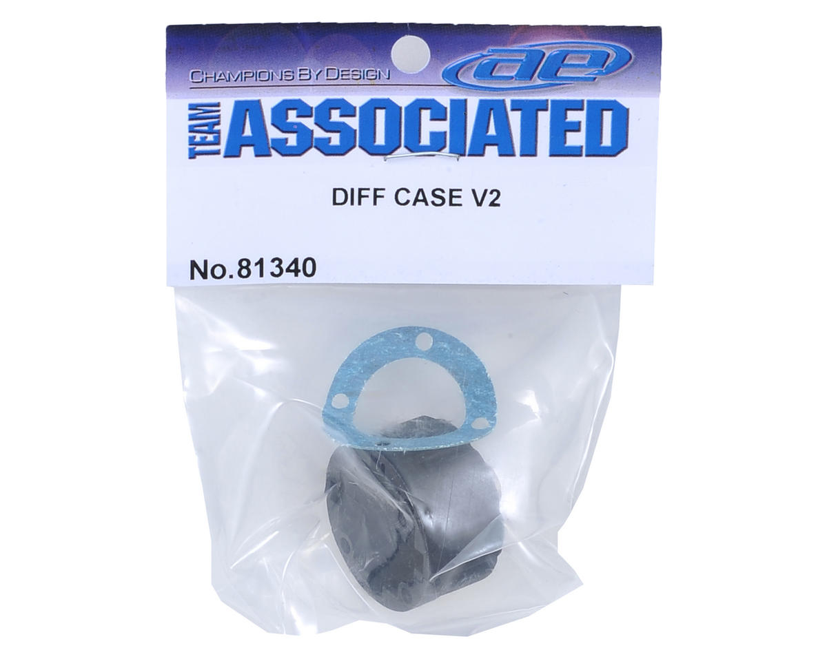 Team Associated V2 Differential Case