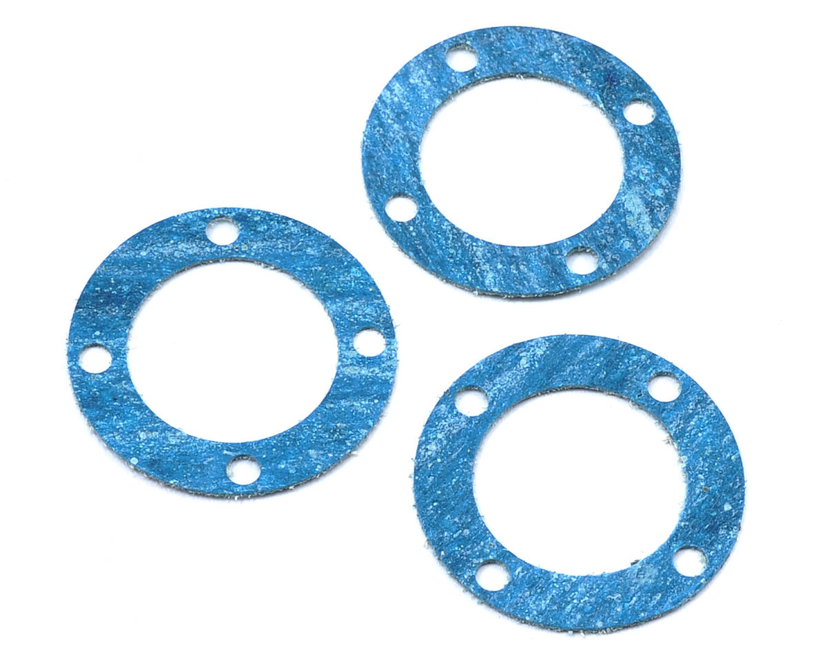 V2 Differential Case Gasket (3) by Team Associated