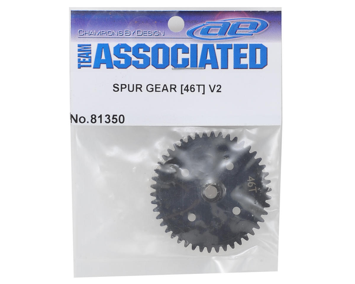 Team Associated RC8T3 V2 Spur Gear (46T)