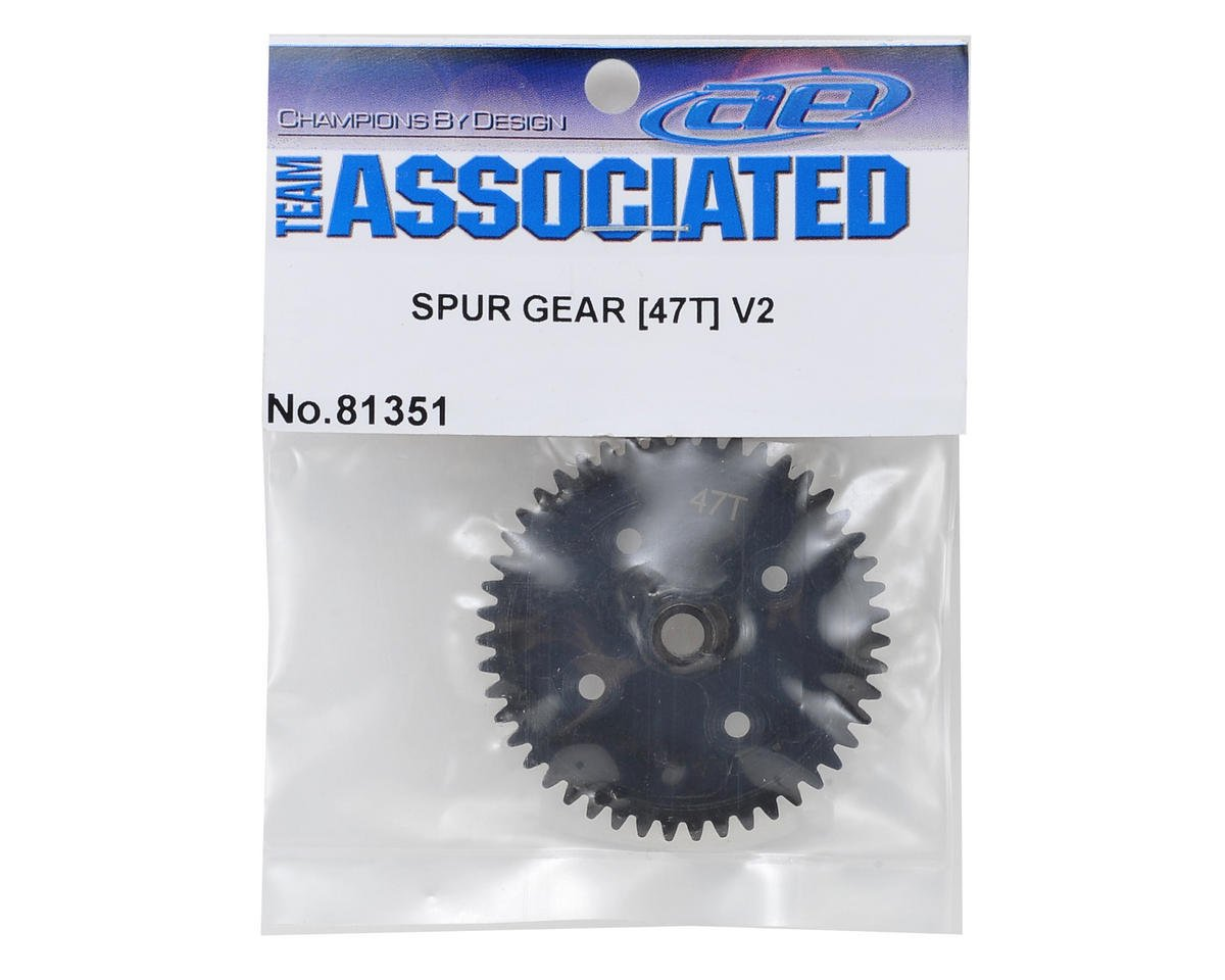 Team Associated RC8T3 V2 Spur Gear (47T)