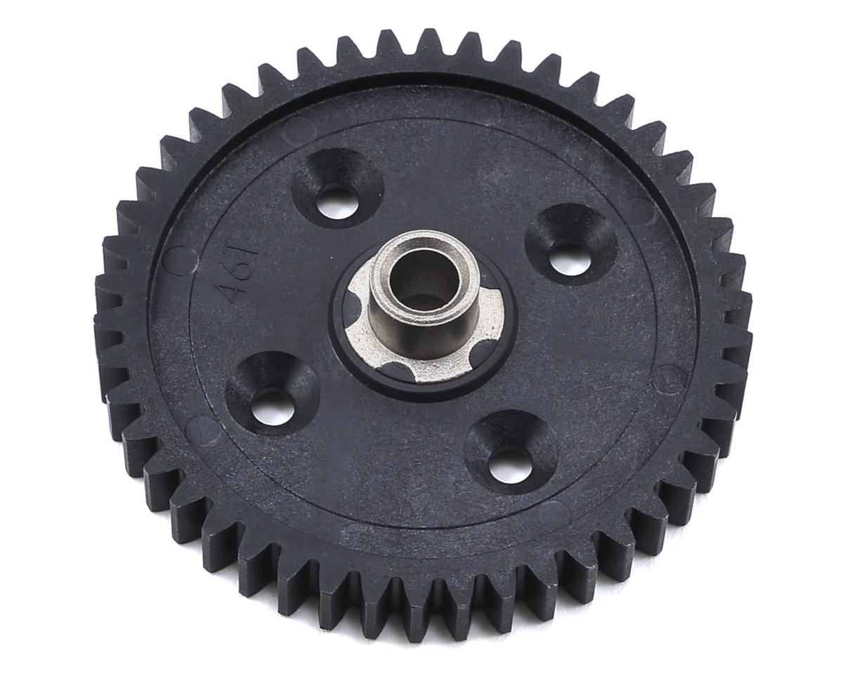 Composite RC8T3e/RC8B3e V2 Spur Gear (46T) by Team Associated