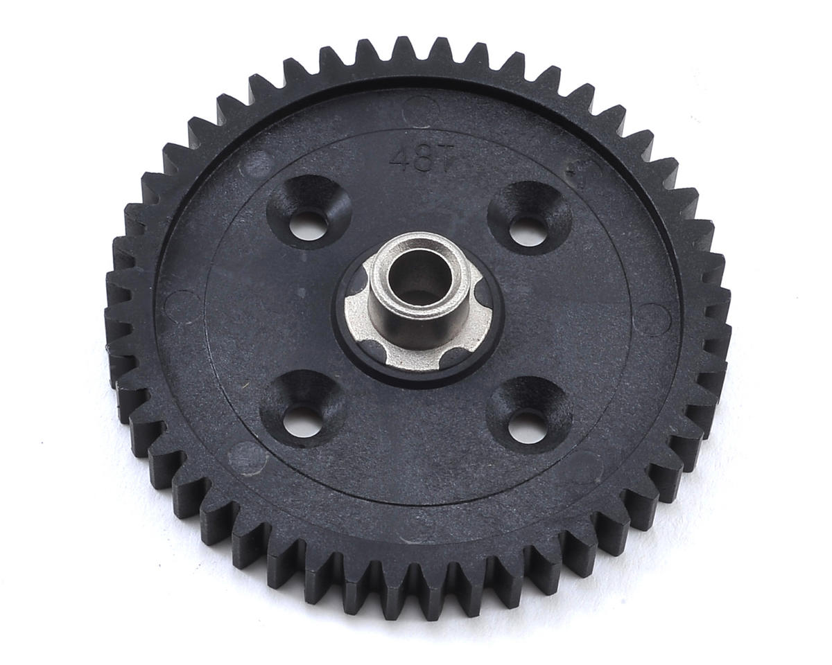 Composite RC8T3e/RC8B3e V2 Spur Gear (48T) by Team Associated