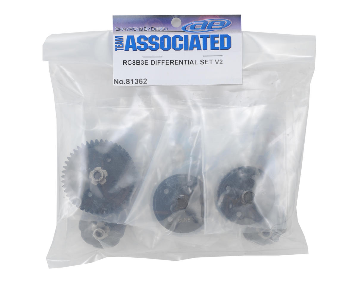 Team Associated RC8B3e V2 Differential Set