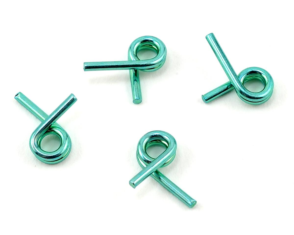 0.95mm 4-Shoe Clutch Springs (4) by Team Associated