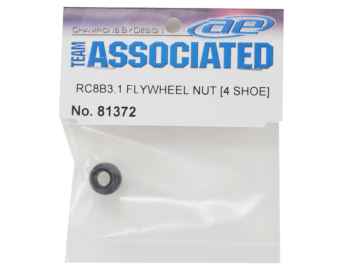 Team Associated RC8B3.1 4-Shoe Flywheel Nut