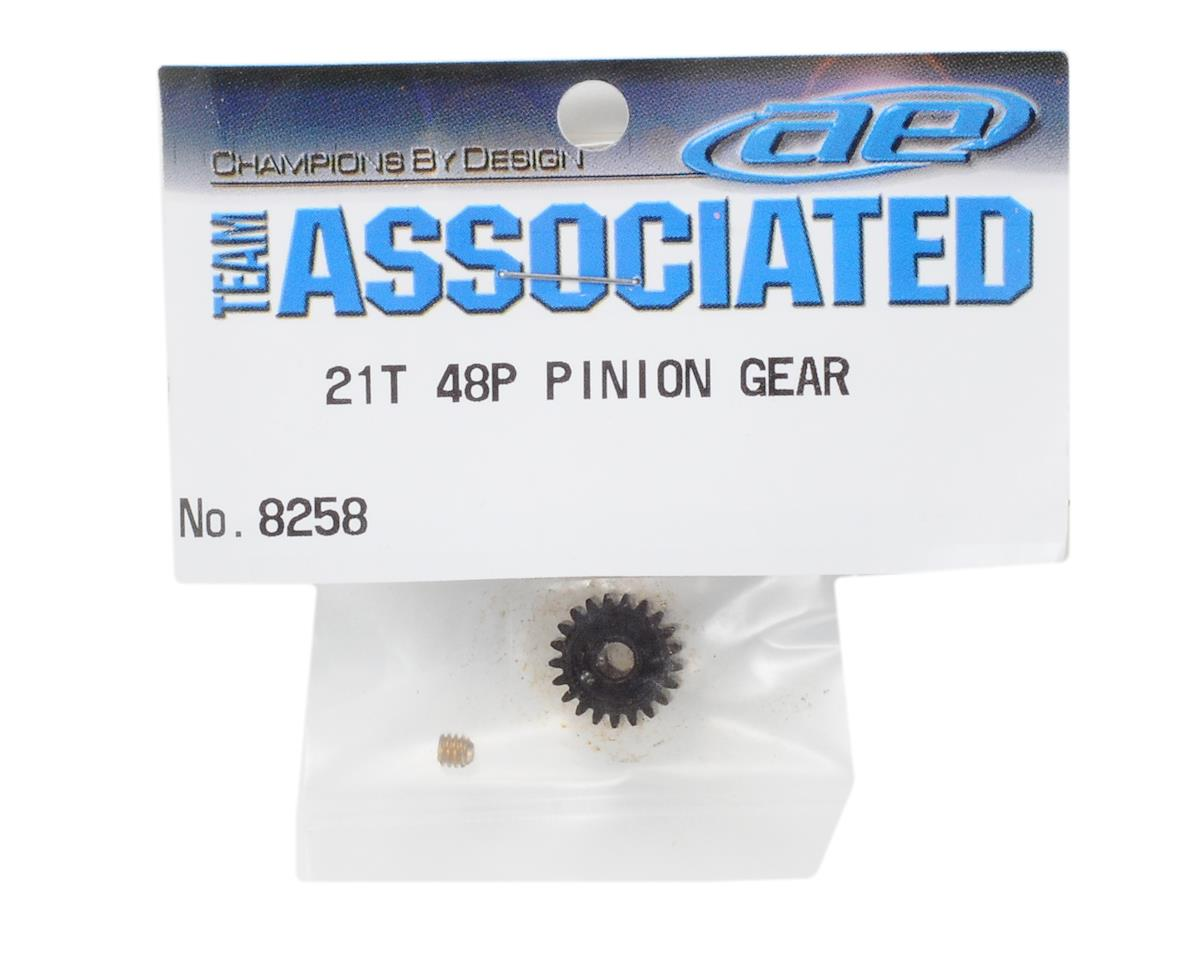 48P Pinion Gear (3.17mm Bore) (21T) by Team Associated
