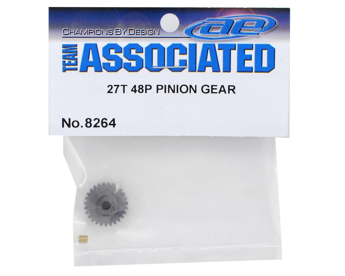 Team Associated 48P Pinion Gear (3.17mm Bore) (27T)